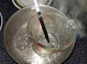 Canna Caps Heat Coconut Oil and Cannabis