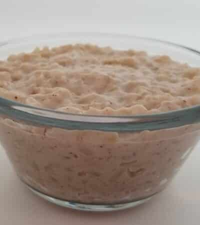 Creamy Cannabis Rice Pudding Recipe