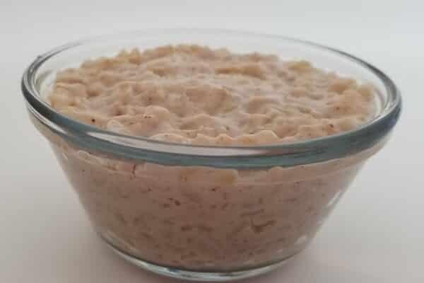 Creamy Cannabis Rice Pudding Recipe