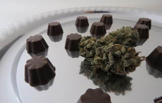 Super Easy Cannabis Chocolate Recipe